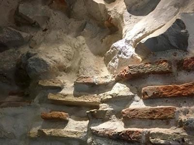 roman wall cardo heritage